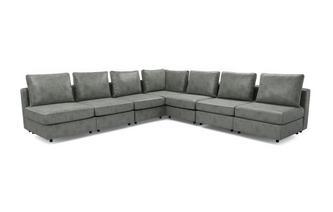 7 Seats, 8 Sides - So Gather Around - Endure Fabric