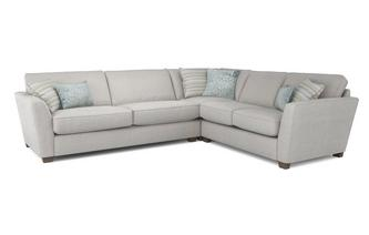 Left Hand Facing 3 Seater Corner Group Sophia