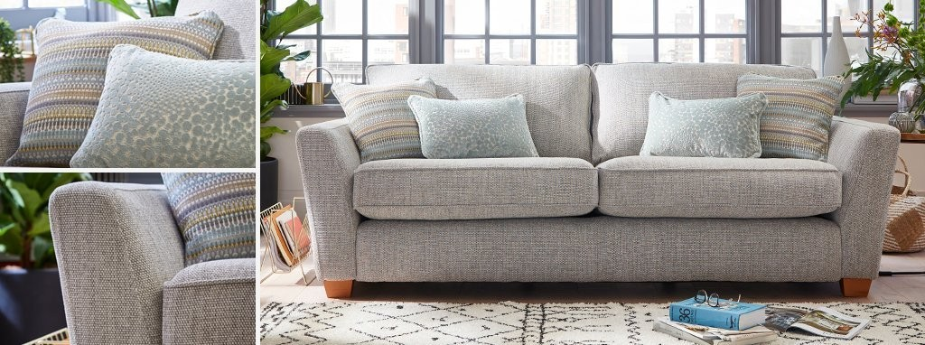 Sophia Right Hand Facing 3 Seater Corner Group Dfs Spain