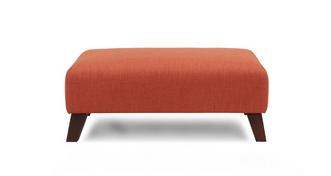 Spark Banquette Footstool