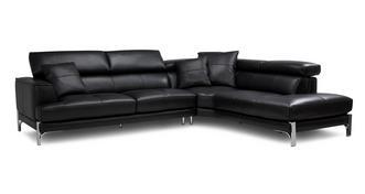 Stage Left Arm Facing Large Corner Sofa