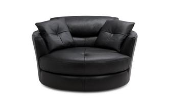 Large Swivel Chair New Club