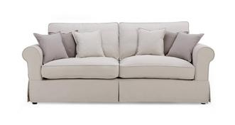 St Ives Formal Back 4 Seater Sofa