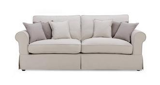 St Ives Formal Back 4 Seater Sofa