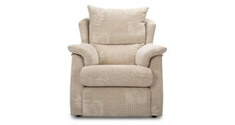Stow Fabric C Armchair