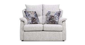 Stow Fabric D Small 2 Seater Sofa