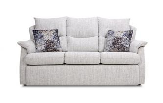 Fabric D 3 Seater Sofa G Plan Fabric D