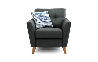 Leather Motion Chair