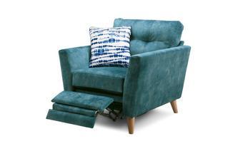 Velvet Motion Chair