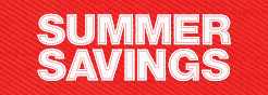 Summer Savings!