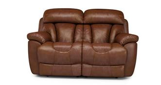 Supreme 2 Seater Manual Recliner