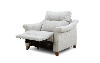 Power Recliner Cuddler Sofa