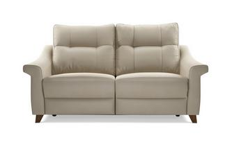 3 Seater Power Recliner (Leather)