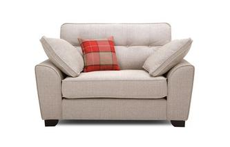 Cuddler Sofa KIrkby Plain
