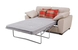 2 Seater Deluxe Sofa Bed KIrkby Plain
