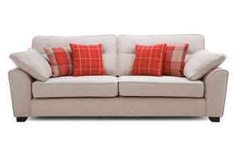 4 Seater Sofa KIrkby Plain