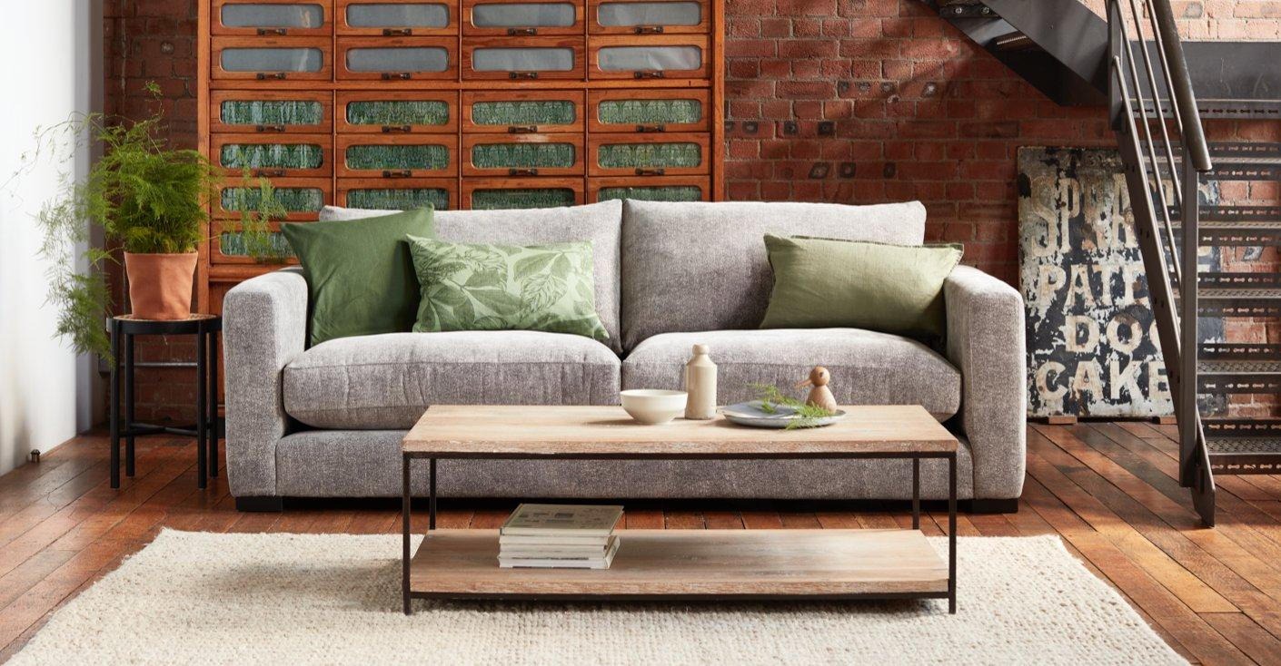 casual sofas