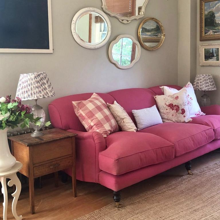 Achieving the vintage look at home