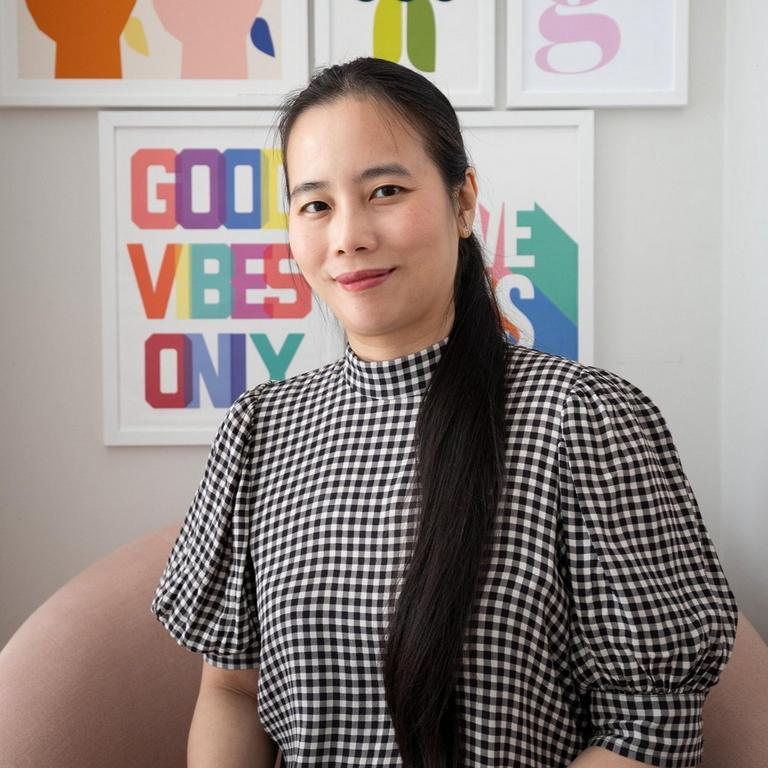 At home with Award-Winning Interiors Blogger, and NHS Doctor Geraldine Tan