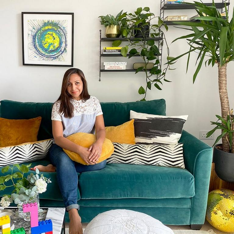 Lockdown: making the most of your space by Tash South