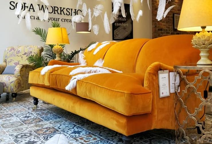 Try Our Sofas