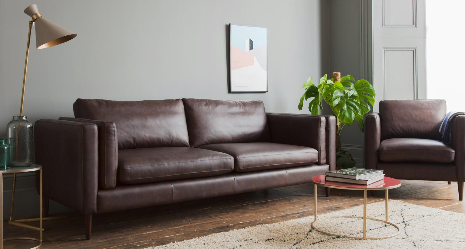 Sofa Workshop Leather Sofas
