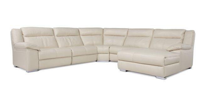 Peachy Swift Right Hand Facing Chaise Power Corner Sofa New Club Inzonedesignstudio Interior Chair Design Inzonedesignstudiocom