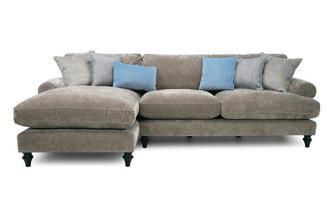 Right Hand Facing 3 Seater Lounger