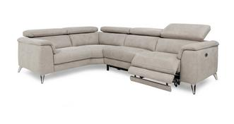 Tahiti Option D Right Hand Facing 2 Seat 2 Piece Electric Recliner Power Group