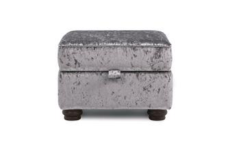 Storage Footstool Abbey Glitz