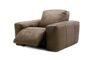 Hand Tipped Power Recliner Chair
