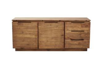 Large Sideboard with 2 Doors & 3 Drawers Toronto