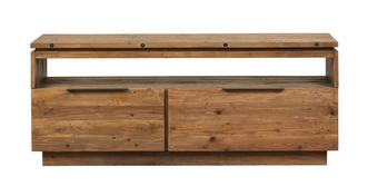 Toronto Entertainment Unit with 2 Drawers