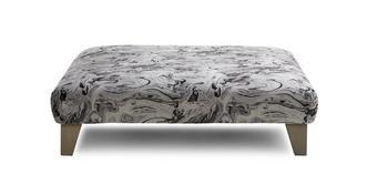 Trafalgar Marble Large Footstool