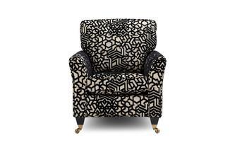 Geo Accent Chair