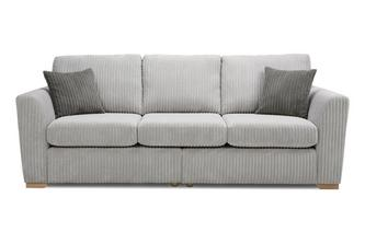 4 Seater Split Sofa Marley