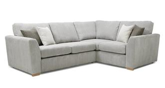 Turner Left Hand Facing 2 Seater Corner Sofa