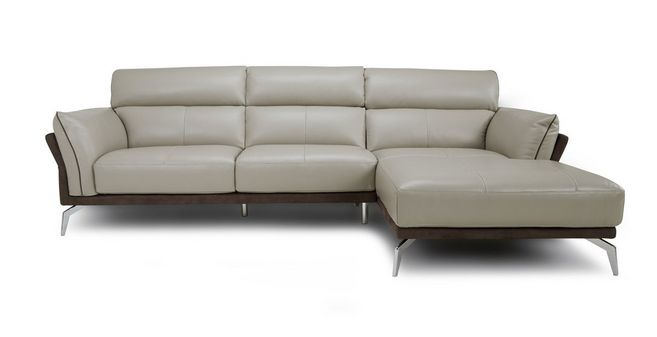 Valdez: Right Hand Facing Chaise End Sofa