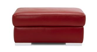 Velocity Large Storage Footstool