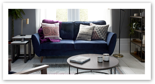 Peachy Fabric Sofas In A Range Of Styles Colours Dfs Ncnpc Chair Design For Home Ncnpcorg