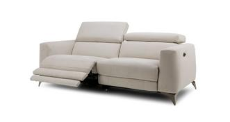 Venlo 3 Seater Electric Recliner