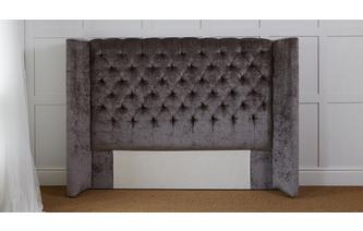 Super King Headboard Royale Crush