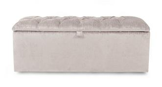Viscount Storage Ottoman