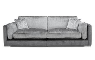 Formal Back 4 Seater Split Sofa