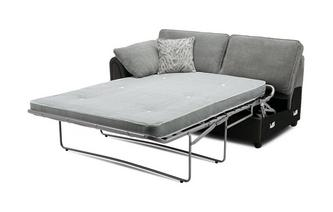 Formal Back Left Hand Facing Arm 3 Seat Deluxe Sofa Bed Unit