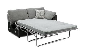 Formal Back Right Hand Facing Arm 3 Seat Deluxe Sofa Bed Unit