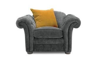 Pillow Back Armchair