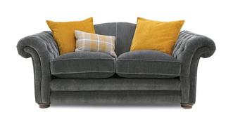 Warwick Pillow Back 2 Seater Sofa