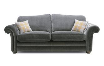 Formal Back 4 Seater Warwick Plain