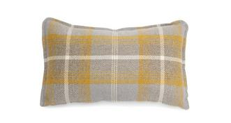 Warwick Plaid Bolster